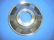 One 1977-87 Chevy 3/4 Ton K20 Truck 4x4 Open 4wd 12 Dog Dish Hubcap