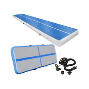 39ft Inflatable Gym Mat Air Tumbling Track For Gymnastics Cheerleading New