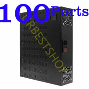 100 Ports Usb Power Station Charging Station Full 800w Multi Usb Charger Adapter