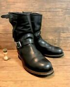 Red Wing Engineer Boots Knife Pocket Tea Core Pt91