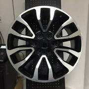 20 Raptor Style Wheels Rims Fits Ford Expedition Limited Platinum King Ranch