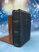 Holy Bible Asv American Standard Version References Self Pronouncing Nelson 1901