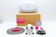 Sony Aibo Ers-1000 Entertainment Robot Dog Ivory White In Mint Cond. W/ Orig Box