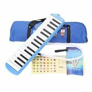 Keyboard Harmonica Kids Musical Instrument Gift Toy Piano Camelodica 37 Music