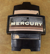 7254a3 Mercury Mariner 1975-1987 Medallion Front Cover 50 60 70 Hp 3 Cylinder