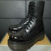 Dr.martens Made In The Uk Crazy Bomb Uk5 Thick Bottom 10 Holes No.1457