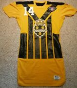 Pittsburgh Steelers Team Issued Jersey 1994 Neil O'donnell Throwback Starter