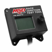 Msd Ignition Tester - Plug And Play - Test Msd Circle Track Ls Ignition - Each