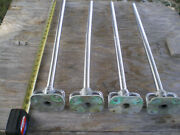 Set Of 4 Lifeline Stanchions From A Candc Sailboat