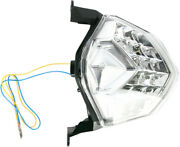 Competition Werkes Integrated Tail Light Clear For Kawasaki Zx6r 09-12