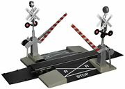 Bachmann Industries Large G Scale Steel Alloy Track With Operating Crossing...