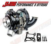 Performance Turbo Black Powdercoated Housing And Billet Wheel For 17-19 6.7l Ford