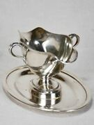 Late 19th Century Christofle Sauce Boat - Silver Plate