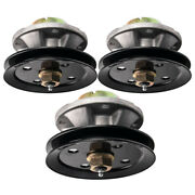3pcs Mower Deck Spindle Assembly For John Deere 260 265 320 325 335 Am121342