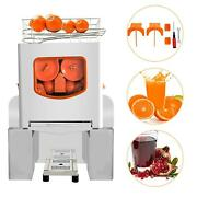 Commercial House Orange Squeezer Juicer Auto Feed Extractor Shop Buffet