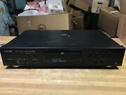 Teac Cd-p650 Cd Player /usb And Ipod/iphone Digital Interface No Remote