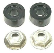 Dash Gauge Terminal Spacers And Nuts Fuel Oil Temperature 68-74 Charger Dart Fury