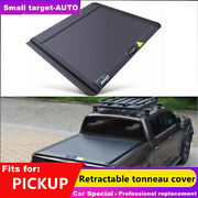 Fits For Ford F150 Xlt 2015-2021 Retractable Tonneau Cover Short Bed