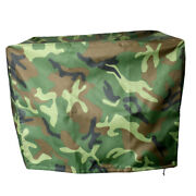 Outboard Boat Motor Engine Hood Cover Up To 2-300 Camouflage Trailerable