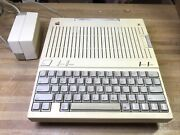 Vintage Apple Iic A2s4000 Computer System - Computer With Power Supply