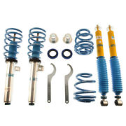Bilstein B16 2001 Bmw M3 Base Front And Rear Performance Suspension System