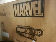 Arcade 1up Marvel Pinball Machine A 10-game Digital Experience New In-hand Ready