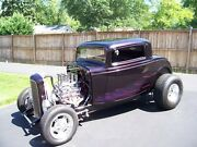 1932 Ford 3 Window Coupe 1932 Ford 3 Window Coupe ,rumble Seat, Super Clean, Beautiful High Shine Paint ,