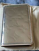 Just In Rare New Louis Vuitton Mirror Pocket Organizer Fall/winter 21 Sold Out