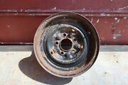 19591960 Oldsmobile 14 Inch Rim. Also Buick Oem. Used 5 On 5 Bolt Pattern