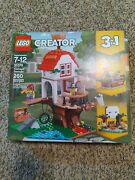 Lego 3 In 1 Creator Treehouse Treasures Pirate 31078 Retired Set New Sealed