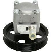 Power Steering Pump For 2000-2004 Volvo V70 2001-2004 S60 W/ Pulley