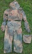 Serbia/yugoslavia Jna Camo Sniper/diversant Suit Mol Vg For Paintball Airsoft