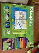 Leap Pad Learning System By Leap Frog Includes 7 Interactive Read Books
