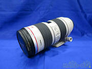 Canon Telephoto Zoom Lens For Ef70-200mm F2.8l Is Usm 349421