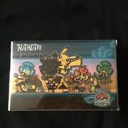 2012 Hawaii Pokemon Worlds Tcg Double Deck Box - New And Sealed - Free Shipping
