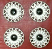1994-1995 Plymouth Acclaim Sundance Voyager 14 Wheel Cover Hubcaps Set Of 4