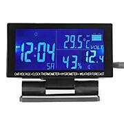 Thermometer Hygrometer Clearly With Weather Forecast For Vehicle Car Accessary