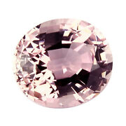 Flawless Tourmaline 13.06ct Peach Pink Color 100 Natural Earth Mined Mozambique