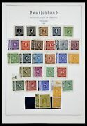 Lot 34053 Stamp Collection German Zones 1945-1949.