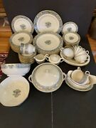 Lenox Autumn Svc For 12 With Serving Pieces - Fabulous Set - Just Reduced