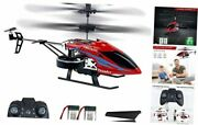 Rc Helicopters, 2.4g Remote Control Helicopter With 4 Channel, Flying Toys For
