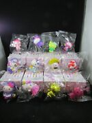 Just Play Sanrio Hello Kitty Mini Figures Series 1 Complete Set Of 12 Chase