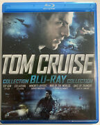 Tom Cruise Collection Bluray, Top Gun, Collateral, Days Of Thunder, Oop Cad