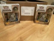 Pokemon Meloetta Pin Box Generations Booster Packs Mythical Collection Sealed