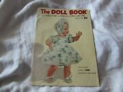 Two 1951 Coats Andclark Doll Clothes Pattern Books 280 Crocheted American Thread+