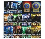 Nypd Blue - The Complete Series Seasons 1 - 12 New Dvd Set New Factory Sealed