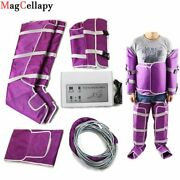 Electric Air Compression Body Massager Air Circulation Pump Leg Wraps Foot Ankle