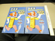 Pez 1962 Bozo Clown Die Cut 1 Item Store Display Sign Vintage Candy2 Sided