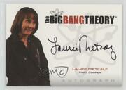 2012 The Big Bang Theory Seasons 1 And 2 Laurie Metcalf Mary Cooper As Auto Ux6