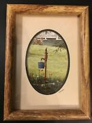 Picture Of Antique Farmhouse Garden Hand Water Pump Signed Photography Artist Ga